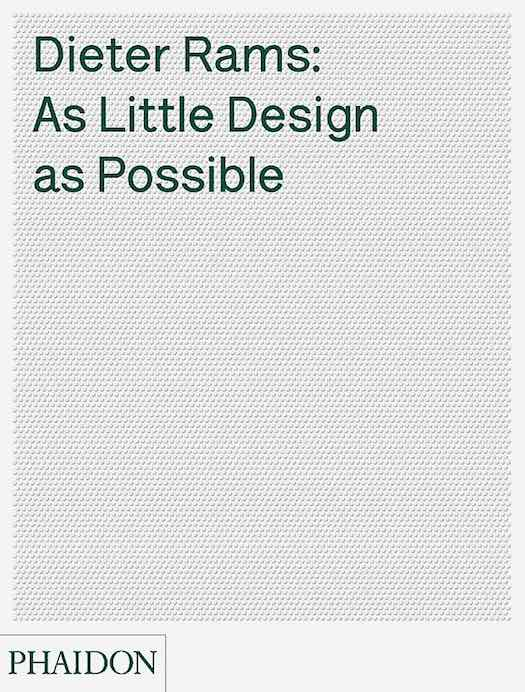 minimalist books - As Little Design as Possible